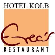 Hotel Kolb / Erec's Restaurant
